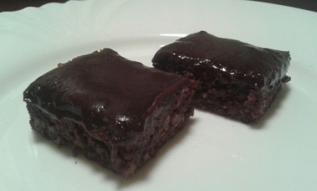 FittAnyu szuper csokis fitt sütije