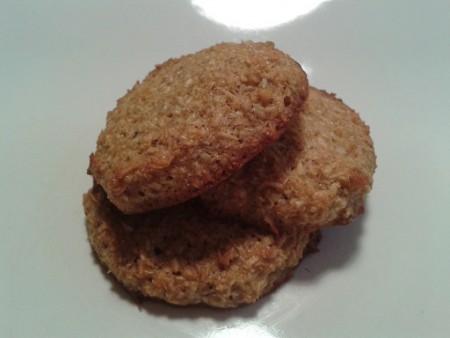 Gluténmentes, alakbarát, egészséges keksz