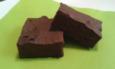 Csokis brownie bűntudat nélkül