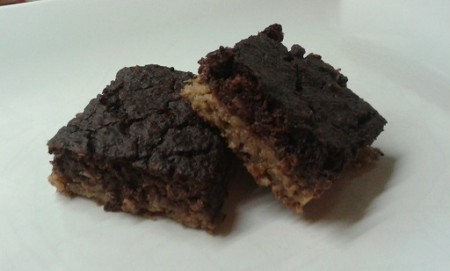 Diós-kakaós süti szénhidrátcsökkentett módon