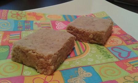 Fitt almás brownie sütés nélkül 10 perc alatt