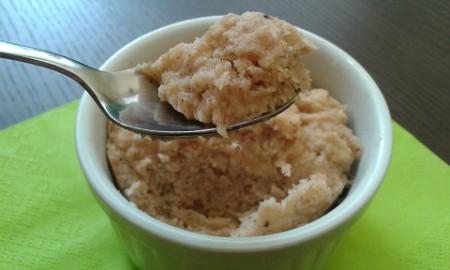 1 perces fitt almás-fahéjas muffin