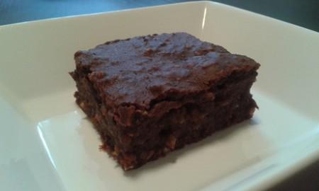 Csokis brownie szuper egészségesen