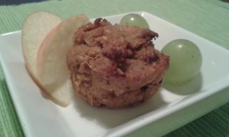 Fitt szuperhős muffin