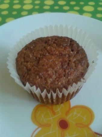 Alakbarát banános-diós muffin