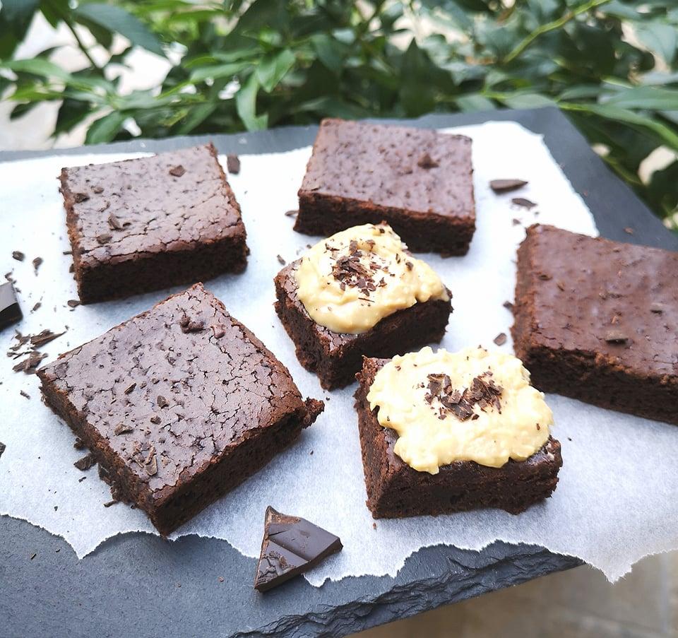 Proteines brownie